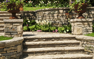 4 Benefits Of Installing Retaining Walls In A Yard