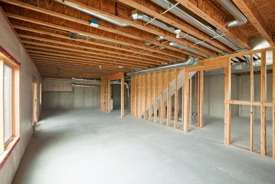 walkout basement important